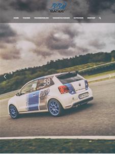 Webdesign Beispiel BBR-Racing